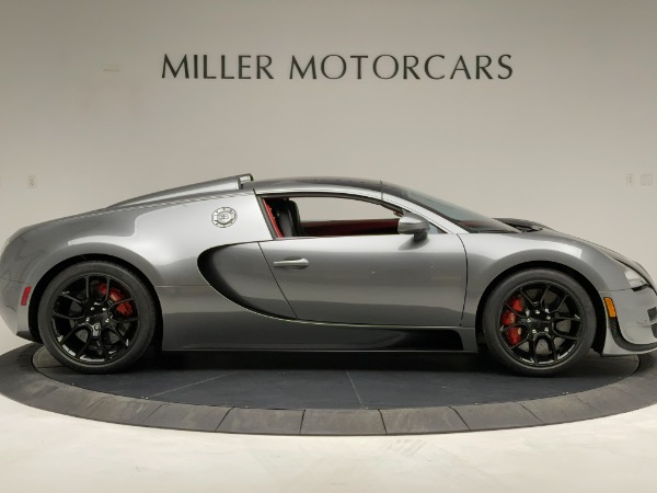 Used 2013 Bugatti Veyron 16.4 Grand Sport Vitesse for sale Call for price at Alfa Romeo of Westport in Westport CT 06880 18