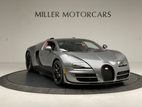 Used 2013 Bugatti Veyron 16.4 Grand Sport Vitesse for sale Call for price at Alfa Romeo of Westport in Westport CT 06880 19