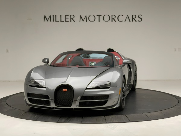 Used 2013 Bugatti Veyron 16.4 Grand Sport Vitesse for sale Call for price at Alfa Romeo of Westport in Westport CT 06880 2