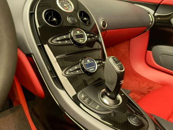Used 2013 Bugatti Veyron 16.4 Grand Sport Vitesse for sale Call for price at Alfa Romeo of Westport in Westport CT 06880 25