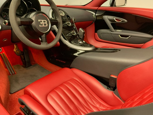 Used 2013 Bugatti Veyron 16.4 Grand Sport Vitesse for sale Call for price at Alfa Romeo of Westport in Westport CT 06880 26
