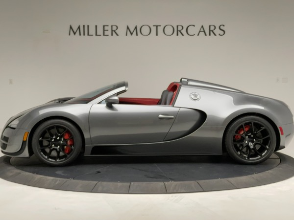 Used 2013 Bugatti Veyron 16.4 Grand Sport Vitesse for sale Call for price at Alfa Romeo of Westport in Westport CT 06880 3