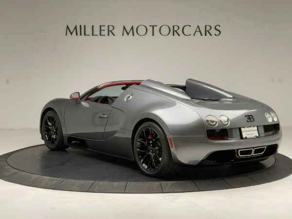 Used 2013 Bugatti Veyron 16.4 Grand Sport Vitesse for sale Call for price at Alfa Romeo of Westport in Westport CT 06880 5