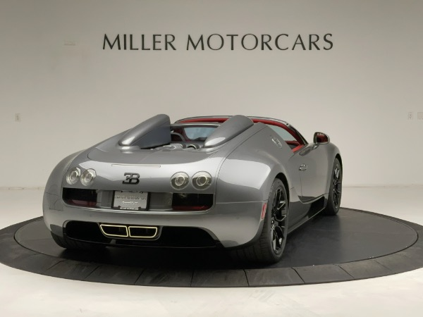 Used 2013 Bugatti Veyron 16.4 Grand Sport Vitesse for sale Call for price at Alfa Romeo of Westport in Westport CT 06880 7