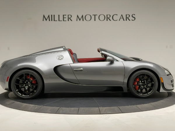 Used 2013 Bugatti Veyron 16.4 Grand Sport Vitesse for sale Call for price at Alfa Romeo of Westport in Westport CT 06880 8