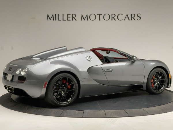 Used 2013 Bugatti Veyron 16.4 Grand Sport Vitesse for sale Call for price at Alfa Romeo of Westport in Westport CT 06880 9