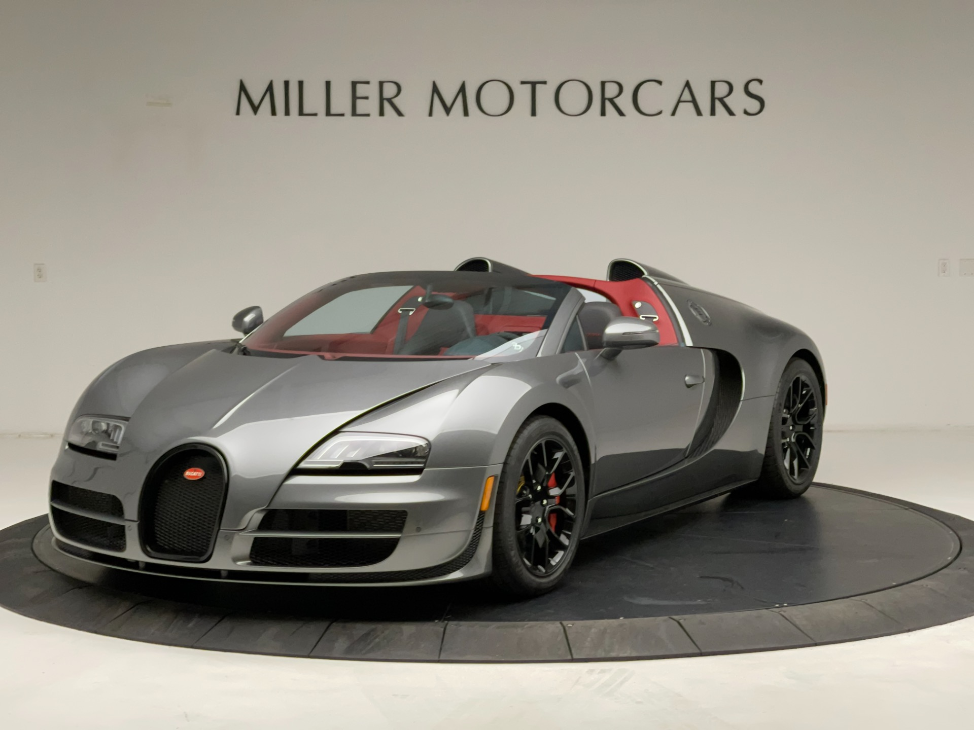 Used 2013 Bugatti Veyron 16.4 Grand Sport Vitesse for sale Call for price at Alfa Romeo of Westport in Westport CT 06880 1