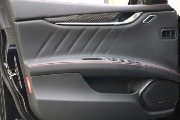 New 2021 Maserati Ghibli S Q4 GranSport for sale Sold at Alfa Romeo of Westport in Westport CT 06880 17
