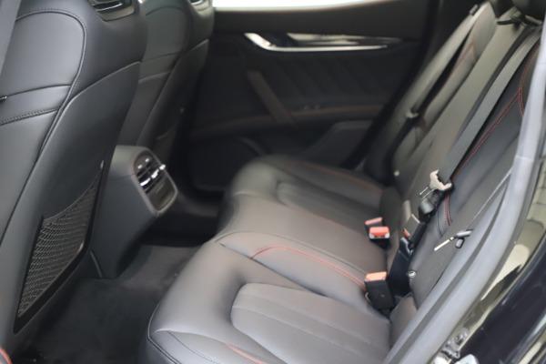 New 2021 Maserati Ghibli S Q4 GranSport for sale Sold at Alfa Romeo of Westport in Westport CT 06880 19