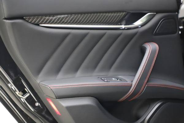 New 2021 Maserati Ghibli S Q4 GranSport for sale Sold at Alfa Romeo of Westport in Westport CT 06880 21