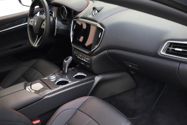 New 2021 Maserati Ghibli S Q4 GranSport for sale Sold at Alfa Romeo of Westport in Westport CT 06880 22