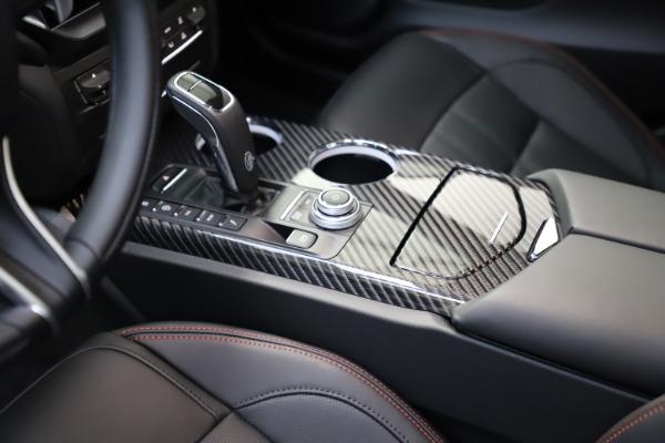 New 2021 Maserati Ghibli S Q4 GranSport for sale Sold at Alfa Romeo of Westport in Westport CT 06880 26