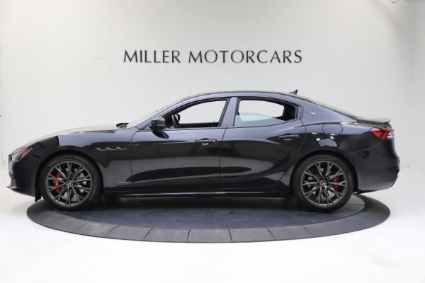 New 2021 Maserati Ghibli S Q4 GranSport for sale Sold at Alfa Romeo of Westport in Westport CT 06880 3