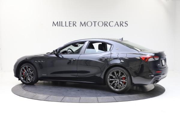 New 2021 Maserati Ghibli S Q4 GranSport for sale Sold at Alfa Romeo of Westport in Westport CT 06880 4