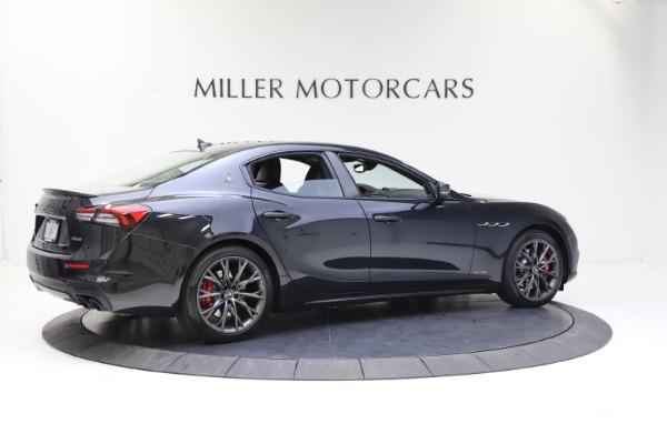 New 2021 Maserati Ghibli S Q4 GranSport for sale Sold at Alfa Romeo of Westport in Westport CT 06880 9