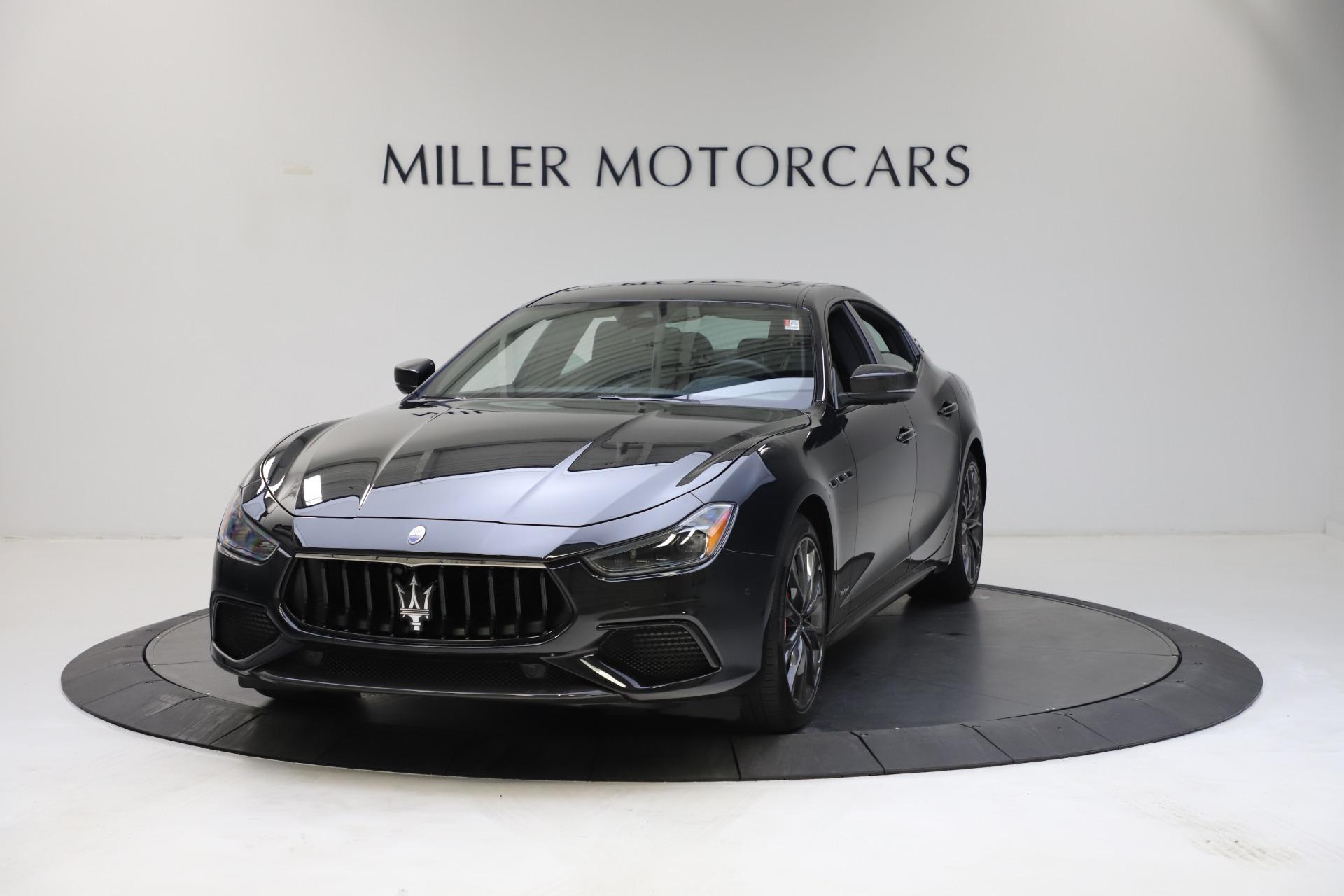 New 2021 Maserati Ghibli S Q4 GranSport for sale Sold at Alfa Romeo of Westport in Westport CT 06880 1