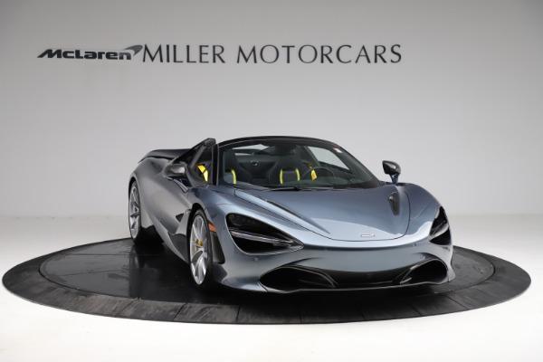 New 2021 McLaren 720S Spider for sale $351,450 at Alfa Romeo of Westport in Westport CT 06880 10
