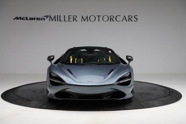New 2021 McLaren 720S Spider for sale $351,450 at Alfa Romeo of Westport in Westport CT 06880 11