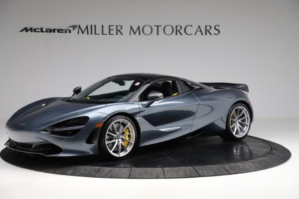 New 2021 McLaren 720S Spider for sale $351,450 at Alfa Romeo of Westport in Westport CT 06880 14