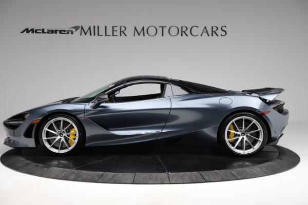 New 2021 McLaren 720S Spider for sale $351,450 at Alfa Romeo of Westport in Westport CT 06880 15