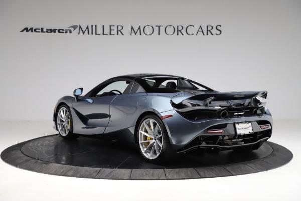 New 2021 McLaren 720S Spider for sale $351,450 at Alfa Romeo of Westport in Westport CT 06880 16