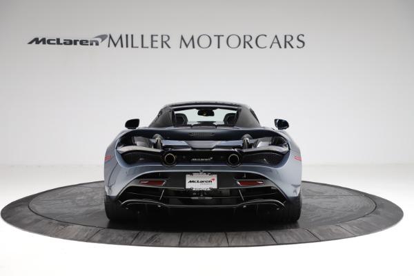 New 2021 McLaren 720S Spider for sale $351,450 at Alfa Romeo of Westport in Westport CT 06880 17