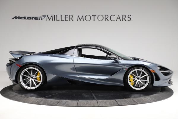New 2021 McLaren 720S Spider for sale $351,450 at Alfa Romeo of Westport in Westport CT 06880 19