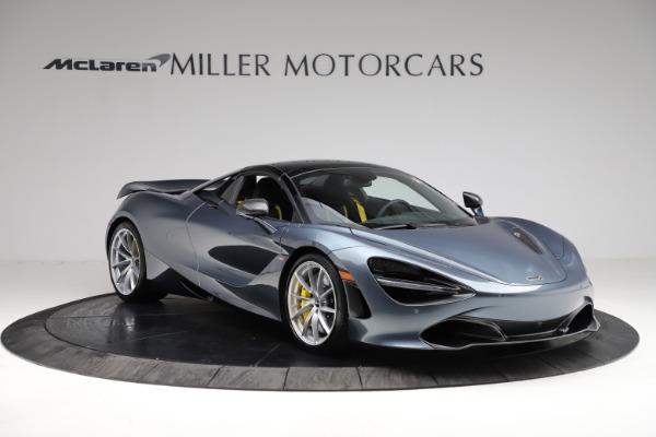 New 2021 McLaren 720S Spider for sale $351,450 at Alfa Romeo of Westport in Westport CT 06880 20