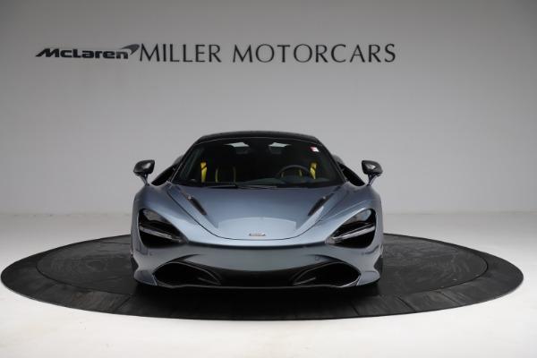 New 2021 McLaren 720S Spider for sale $351,450 at Alfa Romeo of Westport in Westport CT 06880 21