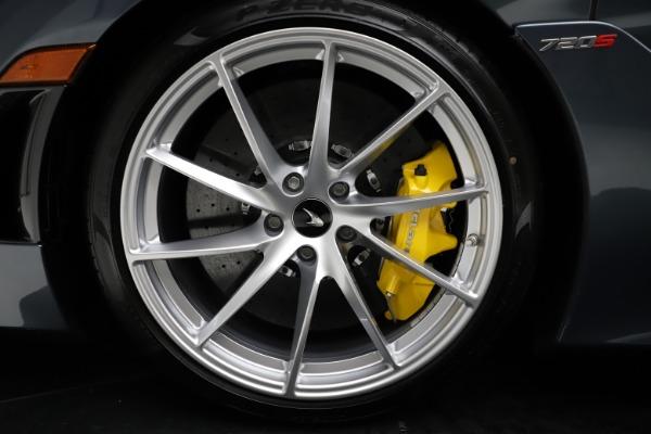 New 2021 McLaren 720S Spider for sale $351,450 at Alfa Romeo of Westport in Westport CT 06880 22