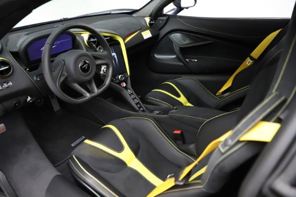 New 2021 McLaren 720S Spider for sale $351,450 at Alfa Romeo of Westport in Westport CT 06880 23