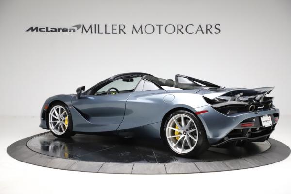 New 2021 McLaren 720S Spider for sale $351,450 at Alfa Romeo of Westport in Westport CT 06880 3