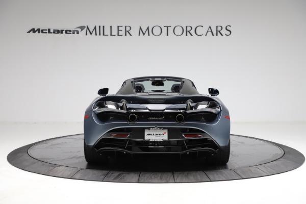 New 2021 McLaren 720S Spider for sale $351,450 at Alfa Romeo of Westport in Westport CT 06880 5