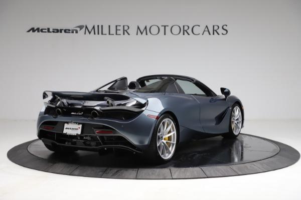 New 2021 McLaren 720S Spider for sale $351,450 at Alfa Romeo of Westport in Westport CT 06880 6