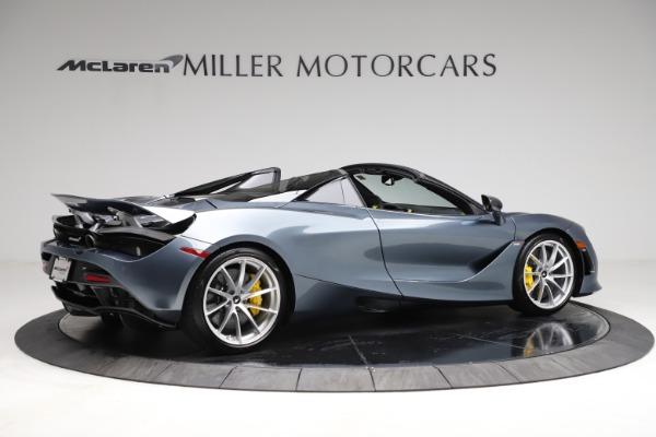 New 2021 McLaren 720S Spider for sale $351,450 at Alfa Romeo of Westport in Westport CT 06880 7