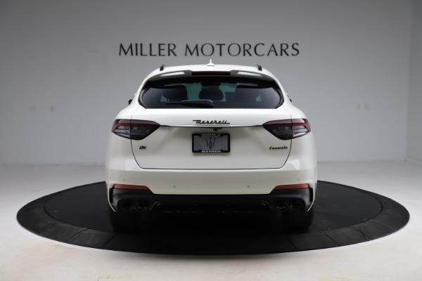 New 2021 Maserati Levante Q4 GranSport for sale $95,835 at Alfa Romeo of Westport in Westport CT 06880 10