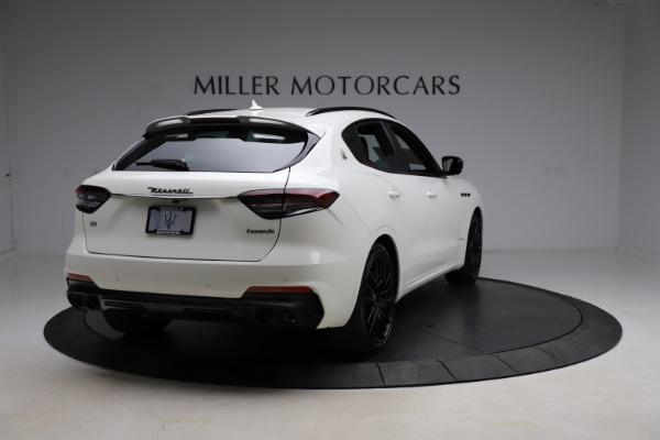 New 2021 Maserati Levante Q4 GranSport for sale $95,835 at Alfa Romeo of Westport in Westport CT 06880 11