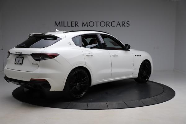New 2021 Maserati Levante Q4 GranSport for sale $95,835 at Alfa Romeo of Westport in Westport CT 06880 12