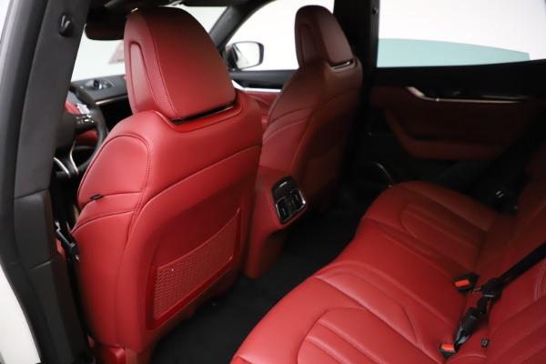 New 2021 Maserati Levante Q4 GranSport for sale $95,835 at Alfa Romeo of Westport in Westport CT 06880 19