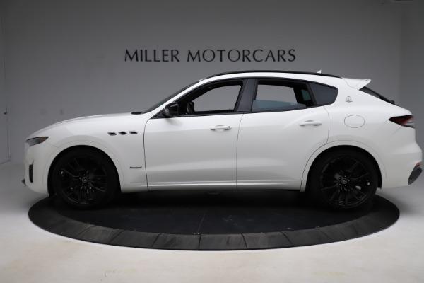 New 2021 Maserati Levante Q4 GranSport for sale $95,835 at Alfa Romeo of Westport in Westport CT 06880 7