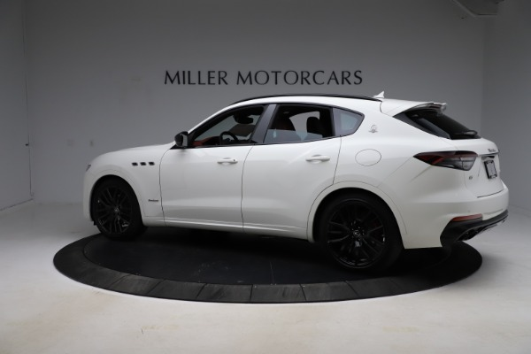 New 2021 Maserati Levante Q4 GranSport for sale $95,835 at Alfa Romeo of Westport in Westport CT 06880 8