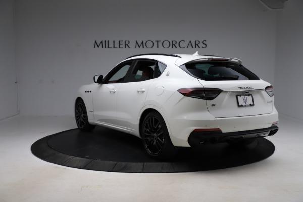 New 2021 Maserati Levante Q4 GranSport for sale $95,835 at Alfa Romeo of Westport in Westport CT 06880 9