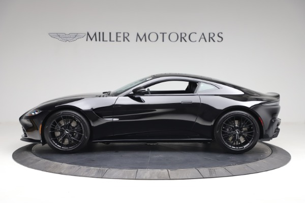 New 2021 Aston Martin Vantage for sale $178,986 at Alfa Romeo of Westport in Westport CT 06880 2