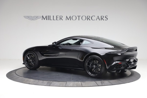 New 2021 Aston Martin Vantage for sale $178,986 at Alfa Romeo of Westport in Westport CT 06880 3