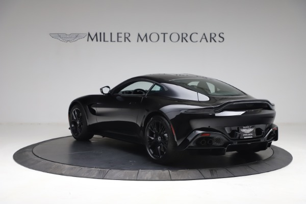 New 2021 Aston Martin Vantage for sale $178,986 at Alfa Romeo of Westport in Westport CT 06880 4