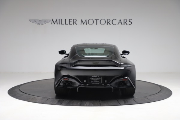 New 2021 Aston Martin Vantage for sale $178,986 at Alfa Romeo of Westport in Westport CT 06880 5
