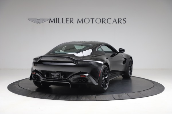 New 2021 Aston Martin Vantage for sale $178,986 at Alfa Romeo of Westport in Westport CT 06880 6