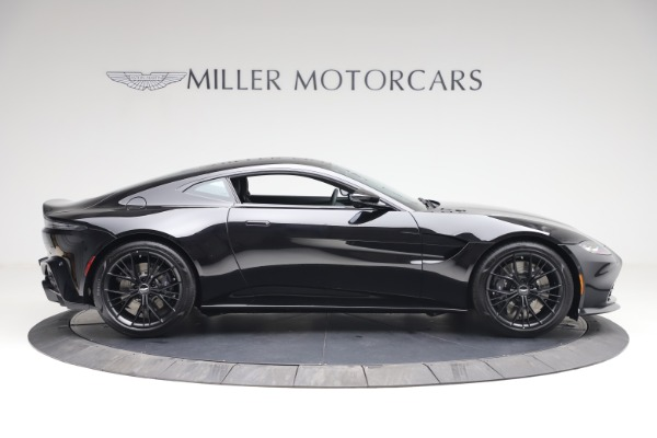 New 2021 Aston Martin Vantage for sale $178,986 at Alfa Romeo of Westport in Westport CT 06880 8