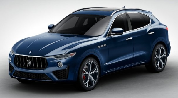 New 2021 Maserati Levante S Q4 GranSport for sale $104,835 at Alfa Romeo of Westport in Westport CT 06880 1