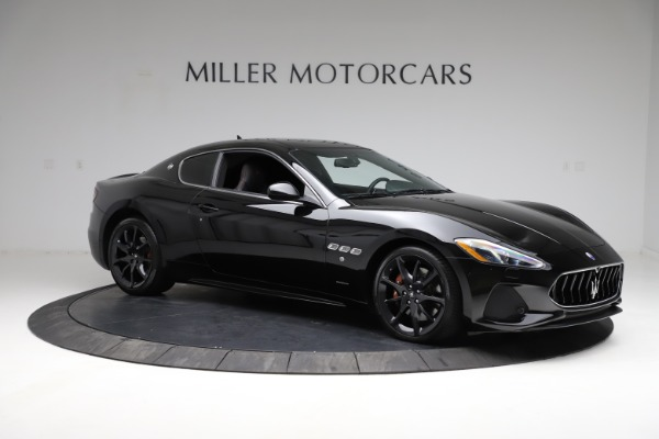 Used 2018 Maserati GranTurismo Sport for sale $99,900 at Alfa Romeo of Westport in Westport CT 06880 10